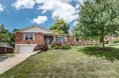 Fairfield Single Family Home For Sale: 5709 Jeffrey Place