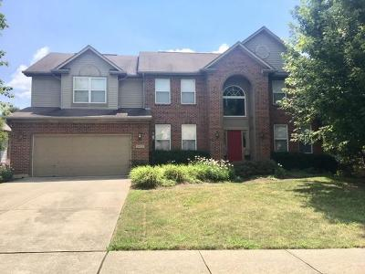 Deerfield Twp. Single Family Home For Sale: 9676 Country Trail