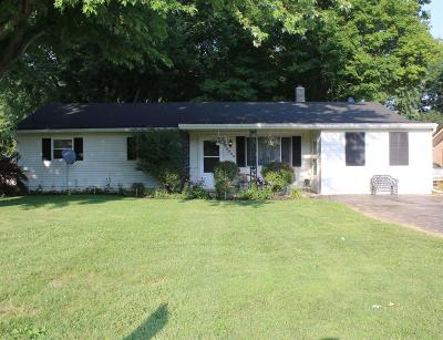 Highland County Single Family Home For Sale: 6884 McCoppin Mill Road