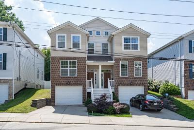 Cincinnati Single Family Home For Sale: 3033 Lavinia Avenue #B
