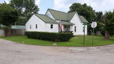 Adams County, Brown County, Clinton County, Highland County Single Family Home For Sale: 827 Waddell Street
