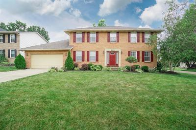 Deerfield Twp. Single Family Home For Sale: 9538 Kelly Drive