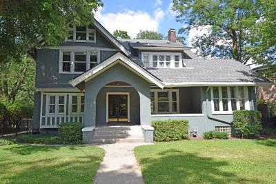 Cincinnati Single Family Home For Sale: 2206 East Hill Avenue