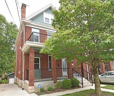 Cincinnati Single Family Home For Sale: 4670 Hamilton Avenue