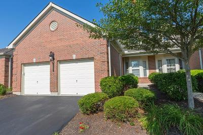 Liberty Twp Condo/Townhouse For Sale: 6487 Lantana Drive