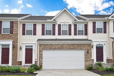 Deerfield Twp. Condo/Townhouse For Sale: 3289 Crescent Falls Way