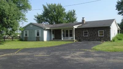 Liberty Twp Single Family Home For Sale: 6877 Millikin Road