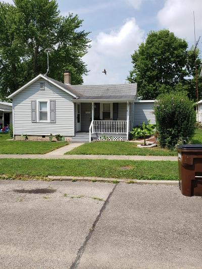 Adams County, Brown County, Clinton County, Highland County Single Family Home For Sale: 408 Olive Street