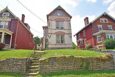 Cincinnati Single Family Home For Sale: 477 Crestline Avenue