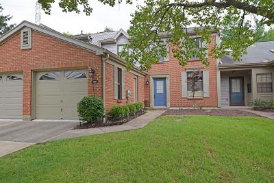 Deerfield Twp. Condo/Townhouse For Sale: 7782 Hackney Circle