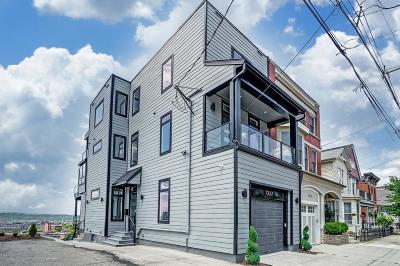 Cincinnati Single Family Home For Sale: 1227 Ida Street
