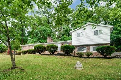 Cincinnati Single Family Home For Sale: 3650 Canyon Drive