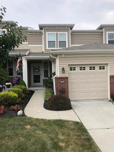 Deerfield Twp. Condo/Townhouse For Sale: 9578 Greenery Court