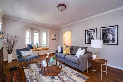 Cincinnati Single Family Home For Sale: 5946 Lester Road
