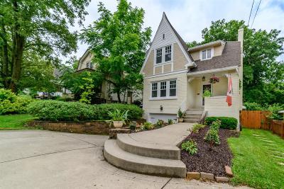 Cincinnati Single Family Home For Sale: 883 Tweed Avenue