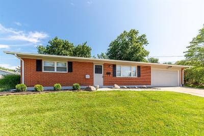Lebanon OH Single Family Home For Sale: $179,900