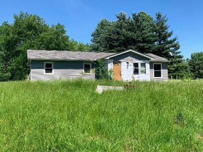 Adams County, Brown County, Clinton County, Highland County Single Family Home For Sale: 8751 St Rt 505