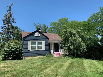 Monroe Single Family Home For Sale: 606 Lebanon Street