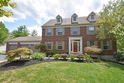 Deerfield Twp. Single Family Home For Sale: 5561 Irwin Simpson Road