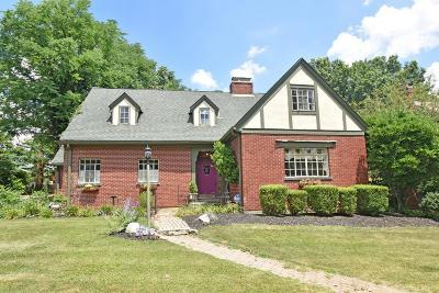 Cincinnati Single Family Home For Sale: 1570 Wittlou Avenue