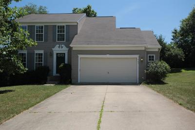 Warren County Single Family Home For Sale: 942 Whispering Pine Way