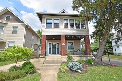 Cincinnati Single Family Home For Sale: 4224 Brownway Avenue