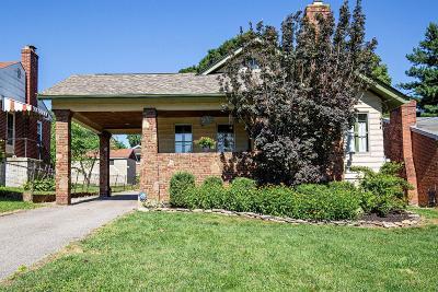 Cincinnati Single Family Home For Sale: 1813 Sutton Avenue
