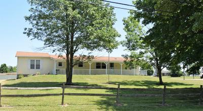 Preble County Single Family Home For Sale: 9070 St Rt 503