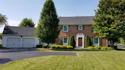 Middletown Single Family Home For Sale: 4809 Manchester Road