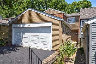 Cincinnati Condo/Townhouse For Sale: 3798 Ashworth Drive
