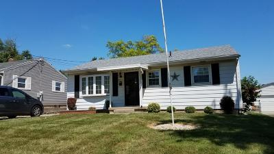 Middletown Single Family Home For Sale: 501 Gideon Road
