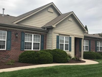 Deerfield Twp. Condo/Townhouse For Sale: 6859 Gentry Lane