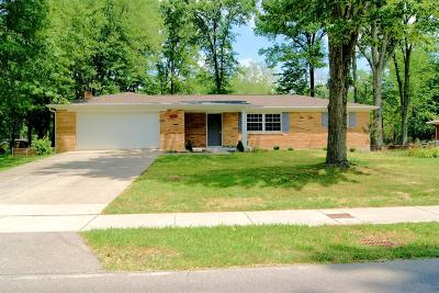 Crosby Twp, Harrison Twp, Miami Twp, Whitewater Twp, Morgan Twp, Ross Twp Single Family Home For Sale: 1194 Deblin Drive