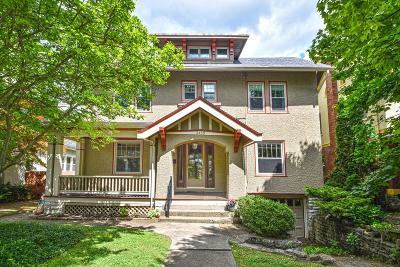 Cincinnati Single Family Home For Sale: 3438 Zumstein Avenue
