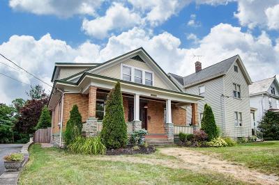 Cincinnati OH Single Family Home For Sale: $154,900