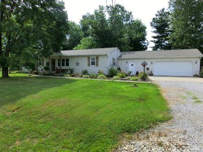 Brown County Single Family Home For Sale: 1361 Wagner Drive