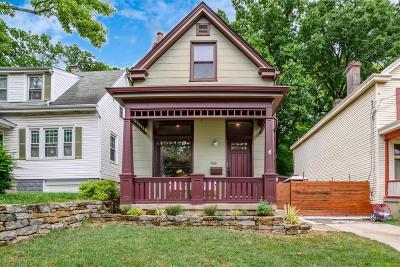 Cincinnati Single Family Home For Sale: 1616 Glen Parker Avenue