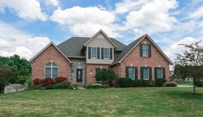 Liberty Twp Single Family Home For Sale: 6438 Chalkstone Court