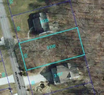 Lawrenceburg Residential Lots & Land For Sale: Fieldcrest Drive #3136