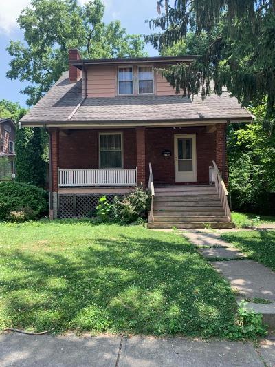 Cincinnati OH Single Family Home For Sale: $199,900
