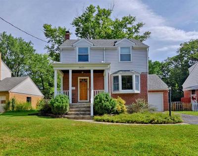 Cincinnati OH Single Family Home For Sale: $148,500