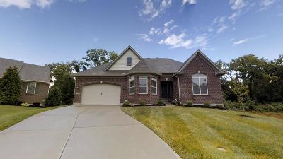 Fairfield Single Family Home For Sale: 3455 Golfview Court