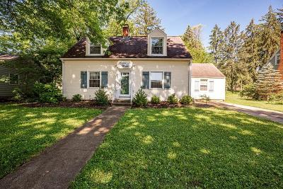 Oxford Single Family Home For Sale: 104 Oberlin Court