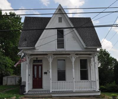 Adams County, Brown County, Clinton County, Highland County Single Family Home For Sale: 433 N Main Street