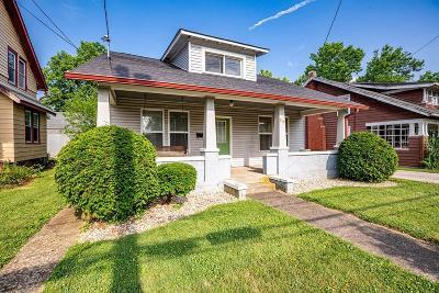 Oxford Single Family Home For Sale: 519 S College Avenue