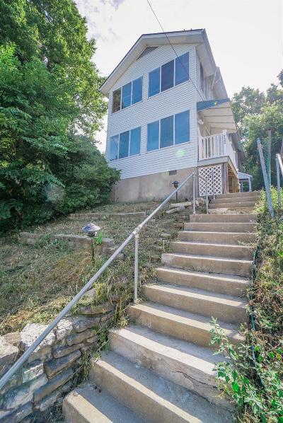 Cincinnati Single Family Home For Sale: 732 Woodlawn Avenue
