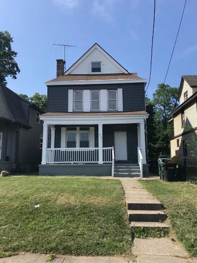 Cincinnati Multi Family Home For Sale: 1503 Blair Avenue