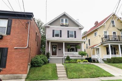 Cincinnati Single Family Home For Sale: 3411 Monteith Avenue