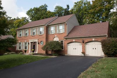 West Chester Single Family Home For Sale: 7741 Cedar Creek Drive