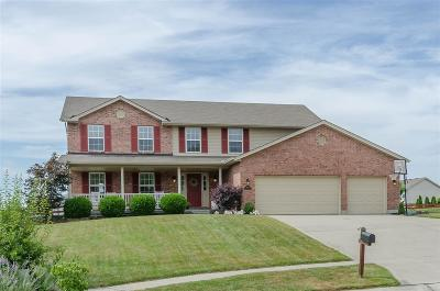 Liberty Twp Single Family Home For Sale: 4645 Stonehaven Drive